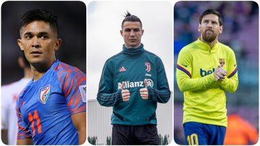Sunil Chhetri Confident of Beating Cristiano Ronaldo and Lionel Messi at Carrom