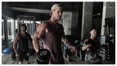 Chris Hemsworth Offers Free Home Workouts During Coronavirus Lockdown (Watch Video)