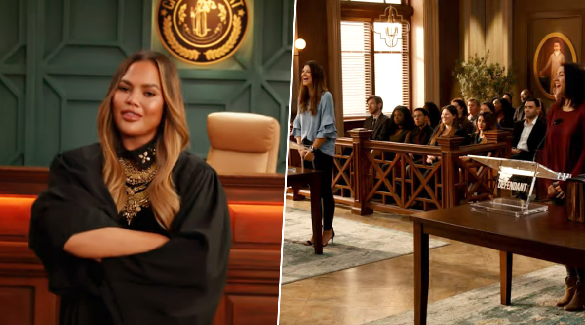 Chrissy's Court Trailer: All Rise for Chrissy Teigen as She Becomes the Judge for This Fun Looking Show (Watch Video)