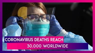 Coronavirus Cases In India Cross 1000-mark, Worldwide Death Toll Reaches 30,000 With 6.6 Lakh Cases