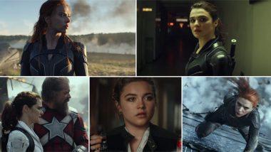 Black Widow Trailer: Scarlett Johansson's Natasha Fights Other Black Widows in the Explosive New Promo (Watch Video)