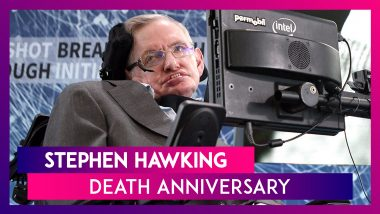 Inspiring Stephen Hawking Quotes To Remember The Genius Physicist, On His Death Anniversary