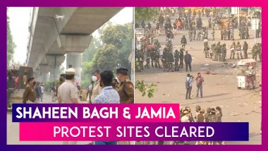 Shaheen Bagh & Jamia Protest Sites Cleared Amid Lockdown In Delhi Over Coronavirus Outbreak