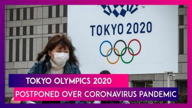 Tokyo Olympics 2020 Postponed, To Be Now Held In 2021 Confirms Japan PM Shinzo Abe