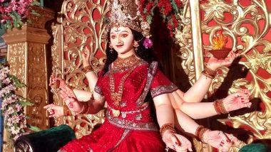 Durga Ashtami 2020 Wishes for Chaitra Navratri to Send on Day Eight of Navratri