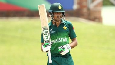 ENG vs PAK 2020: Rashid Latif Feels Haider Ali Should Be Included in Team for Second Test Against England at Ageas Bowl