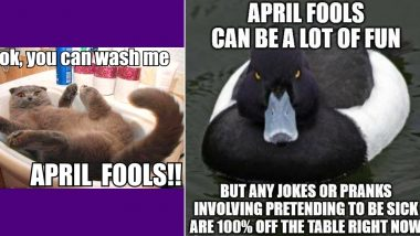 April Fools' Day 2020 Funny Memes and Jokes to Spread Laughter Keeping Up the Spirit of April 1