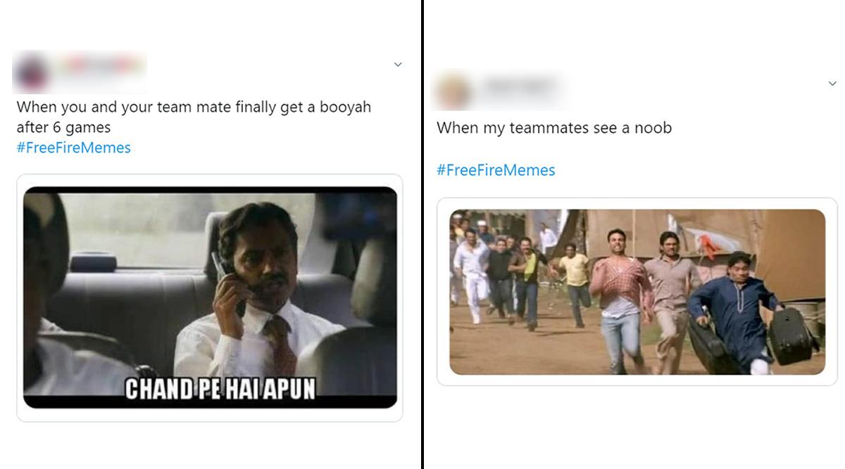 Free Fire Memes Take Over Social Media As Desi Twitterati Make