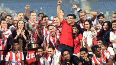 Sourav Ganguly Congratulates ATK for Winning ISL 2019-20, Hails Coach Antonio López Habas