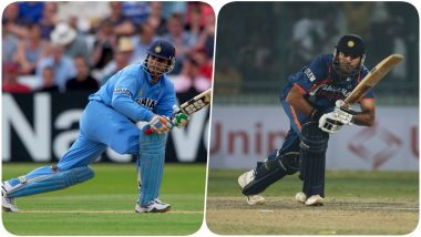 On This Day: Sourav Ganguly Slammed a Century During Cricket World Cup 2003 Semi-Finals, Yuvraj Singh Scored a Fighting Ton Against West Indies at CWC 2011 (Watch Videos)
