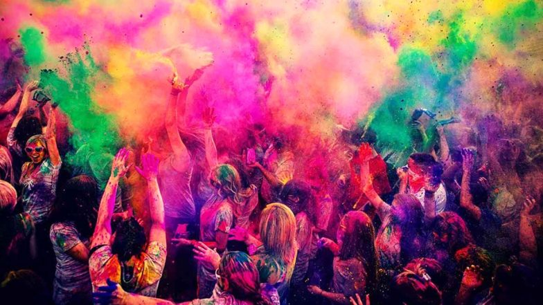 Holi 2020 Events in Mumbai and Pune: Pool Parties to Colour Splash in Resorts, Check Out the Happening Places to Party on Holi