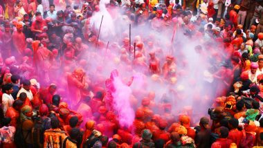 Holi 2020 Mythological Stories: Know the Legend of Prahlad and Holika Dahan to Mark the Festival of Colours