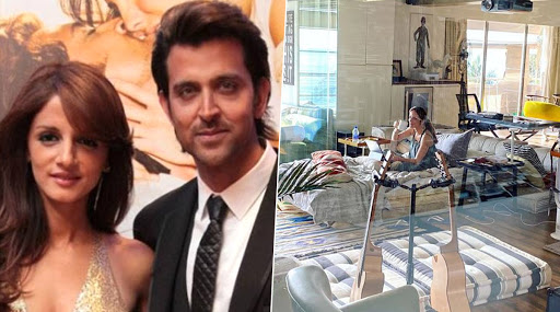 Sussanne Khan Moves In With Hrithik Roshan For Their Kids During 21 Days Lockdown