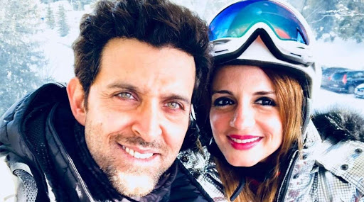 Hrithik Roshan's Ex-Wife Sussanne Khan Moves In With Him For Their Kids During Lockdown And Fans Are Screaming 'Get Married Again'
