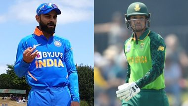 India vs South Africa 2020: 5 Records & Stats You Need to Know Ahead of the IND vs SA ODI Series