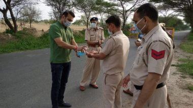 World T20 Winner Joginder Sharma Joins Battle Against Coronavirus (See Pics)