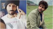 Kartik Aaryan Takes up the TikTok Emoji Challenge With a Broken Hand and It's Hilarious (Watch Video)