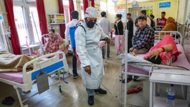 Coronavirus Death Toll India Jumps to 40 After Six COVID-19 Patients, Who Attended Religious Function at Delhi's Nizamuddin, Die in Telangana