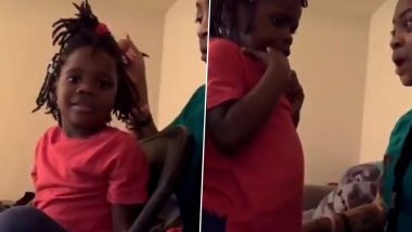 Little Girl Calls Herself Ugly at the Hairdresser, Receives Love and Support From Michelle Obama and The Likes After Video Goes Viral