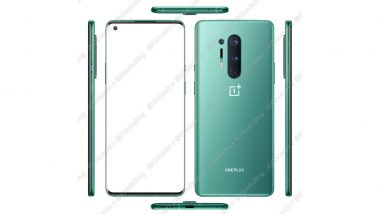 OnePlus 8 Pro Press Render Images Leaked Online; Expected Prices, Features  & Specifications