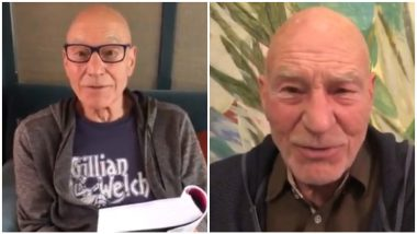 Patrick Stewart Is Writing His Memoir That Will Include His Childhood Life in Yorkshire to His Notable Hollywood Career