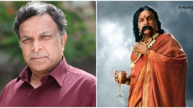 Nassar Birthday: Nayakan, Baahubali – 5 Noteworthy Performances of South Indian Film Industry's Most-Loved Actor!