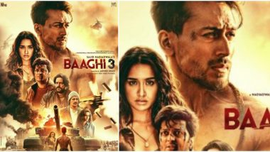 Baaghi 3 Movie Memes Go Viral as Social Media Users Poke Fun at Tiger Shroff and Shraddha Kapoor's New Offering