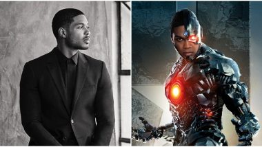 Ray Fisher May Lose Cyborg After His Support for 'Release The Snyder Cut Movement' Irks Warner Bros