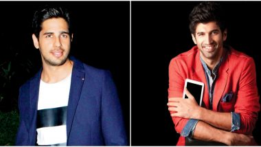 Sidharth Malhotra was Offered Aditya Roy Kapur's Role in Ek Villain 2 But He Rejected It?