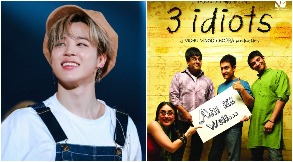 BTS' Jimin Watched Aamir Khan's 3 Idiots and Twitterati Cannot Keep Calm - Check Out Tweets