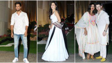 Holi 2020: Priyanka Chopra, Nick Jonas Join Katrina Kaif and Vicky Kaushal at Isha Ambani's Festive Bash (View Pics)