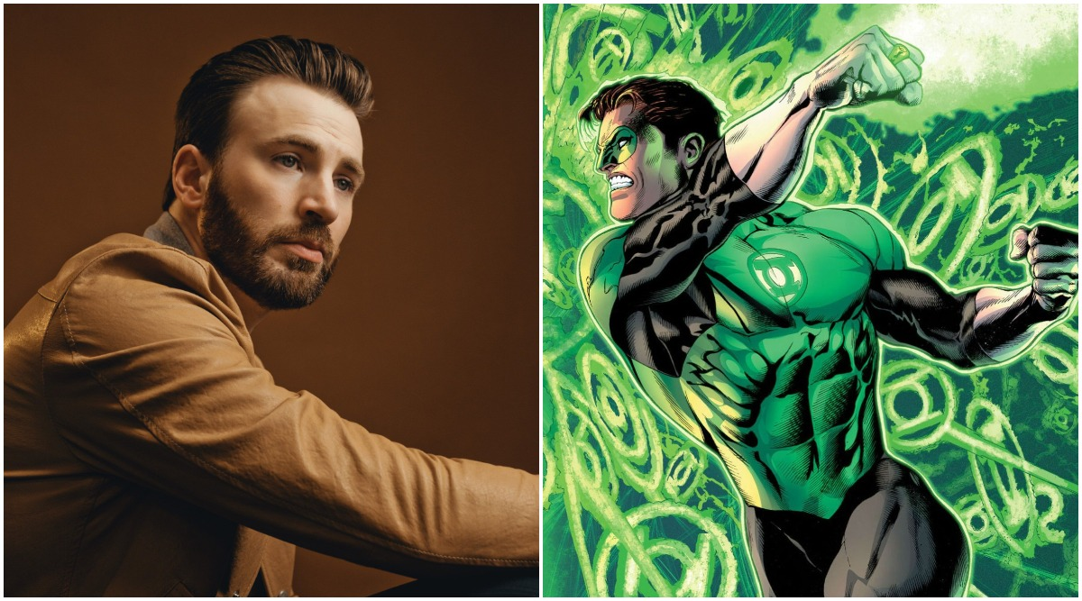 Captain America Star Chris Evan to Join DC as Green Lantern?