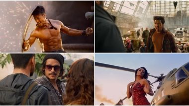 Baaghi 3 SPOILER ALERT! 13 WTF Scenes in Tiger Shroff, Shraddha Kapoor's Film That Are Total Head-Scratchers