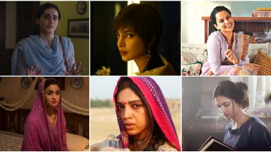 Women's Day 2020: From Deepika Padukone in Piku to Taapsee Pannu in Thappad, 15 Best Female Characters in the Last Five Years