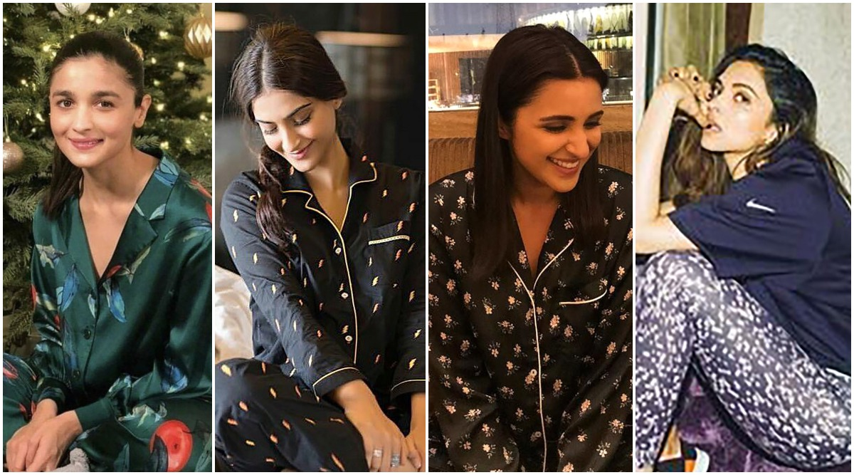 Quarantine in Pyjamas! Sonam Kapoor, Alia Bhatt, Deepika Padukone Teach How Life is Better in Your Night Suits (View Pics)