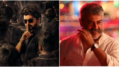 #VijaySpreadsNegativity: Thalapathy Vijay Gets Targeted Again by Thala Ajith Fans (Read Tweets)