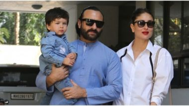 Kareena Kapoor, Saif Ali Khan Pledge Support to UNICEF, GIVE INDIA and IAHV to Combat Coronavirus