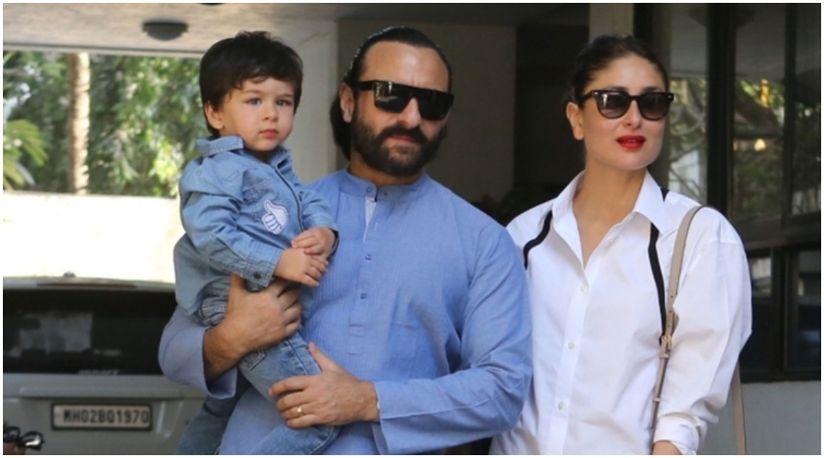 Taimur Intervening Saif Ali Khan's Interview on National Television is the Cutest Thing You Will See on the Internet Today (Watch Video)