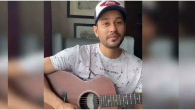 COVID-19 Lockdown: Kunal Kemmu Sings Ranbir Kapoor Hits While Playing an Acoustic Guitar During  Quarantine