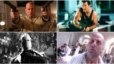Bruce Willis Birthday Special: 10 Movie Quotes of the Die Hard Star That Sound Way Too Badass!