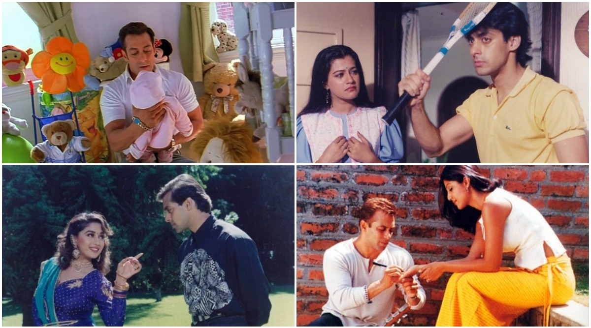 Salman Khan Watchlist For Coronavirus Lockdown: 10 Underrated Films of the Radhe Star You Should Not Miss Watching During This Quarantine Period