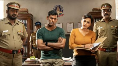 Chakra: Vishal and Shraddha Srinath Film Is Gearing for a May 1 Release