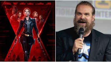 Scarlett Johansson's Black Widow to Premiere on Disney+ ? David Harbour Has This to Say About It