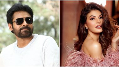 Jacqueline Fernandez Signs A Telugu Film Opposite Power Star Pawan Kalyan?