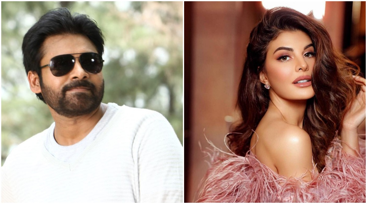 Jacqueline Fernandez Signs A Telugu Film Opposite Power Star Pawan Kalyan?