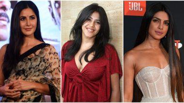 When Ekta Kapoor Approached Priyanka Chopra and Katrina Kaif for 'Naagin'