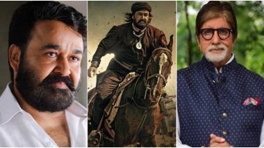 This Is What Amitabh Bachchan Has to Say about Malayalam Superstar Mohanlal after Watching Marakkar: Arabikadalinte Simham Trailer