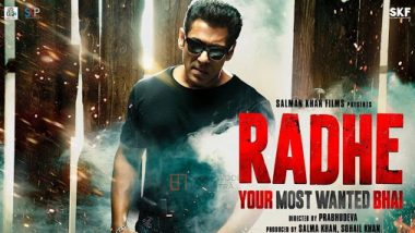 Salman Khan Books Mehboob Studio's Entire Floor For Radhe Completion?