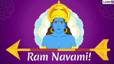 Ram Navami 2020 Date (Tithi) & Madhyanha Muhurat: Know the Significance Associated With the Hindu Festival Celebrating Lord Rama's Birth