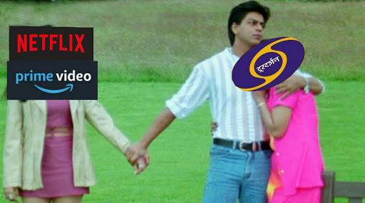 Doordarshan Brings Ramayan And Mahabharat Back On TV During Lockdown, Twitterati Cheers It With Memes